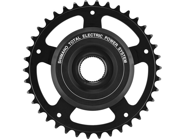 Shimano Steps SM-CRE60 Chainring anthracite/silver